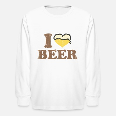 Beer Lover Beer Lover - Kids' Longsleeve Shirt
