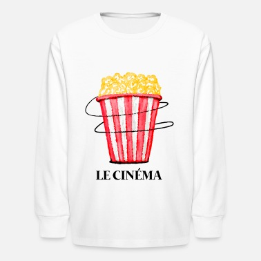 Cinema Le Cinema - Kids' Longsleeve Shirt