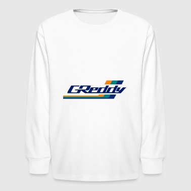 GReddy Turbo Systems - Kids' Long Sleeve T-Shirt