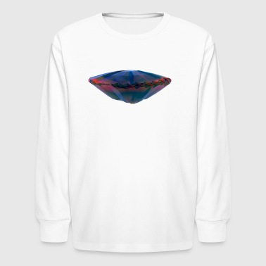 Gem - Kids' Long Sleeve T-Shirt