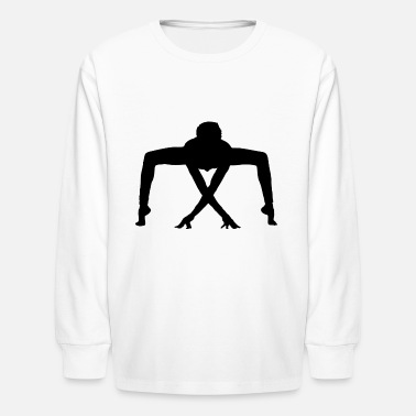 Exercise Class exercise - Kids' Longsleeve Shirt