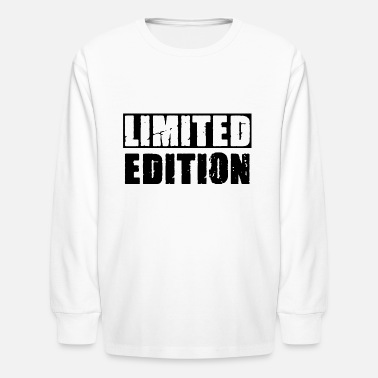 limited edition - Kids' Longsleeve Shirt
