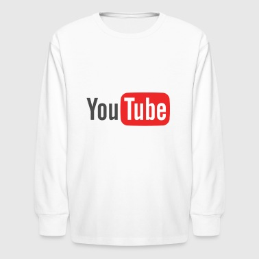 The Youtube Merch - Kids' Long Sleeve T-Shirt