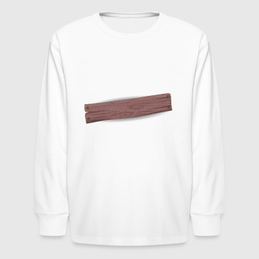 board - Kids' Long Sleeve T-Shirt