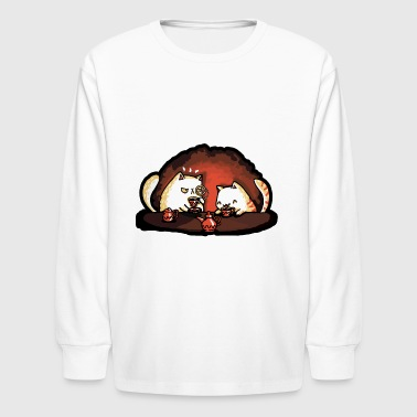 Tea Party - Kids' Long Sleeve T-Shirt