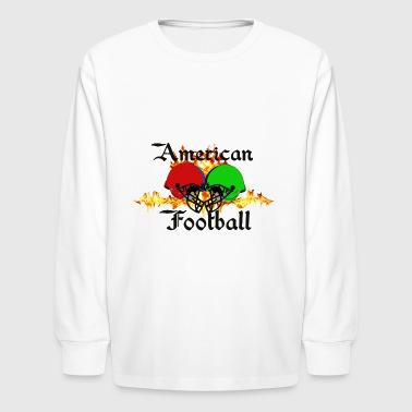 Funny Football Sayings Funny sayings,Fun sayings, cool sayings,Football, - Kids' Long Sleeve T-Shirt