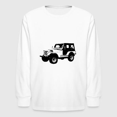 jeep - Kids' Long Sleeve T-Shirt