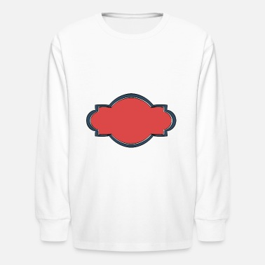 Frame frame - Kids' Long Sleeve T-Shirt