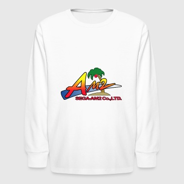 sega am2 japan - Kids' Long Sleeve T-Shirt