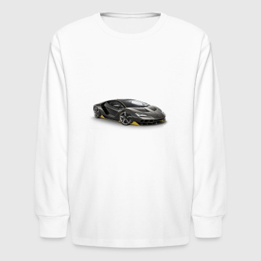 lambo shirts. - Kids' Long Sleeve T-Shirt