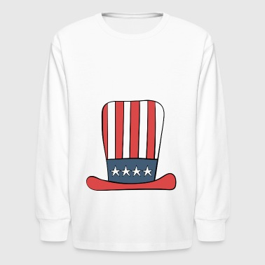 US - Kids' Long Sleeve T-Shirt