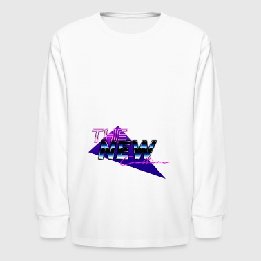 the new culture - Kids' Long Sleeve T-Shirt