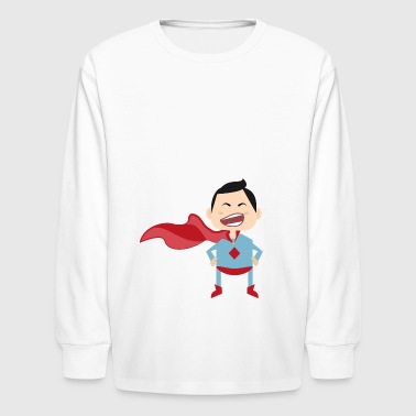 Superhero - Kids' Long Sleeve T-Shirt