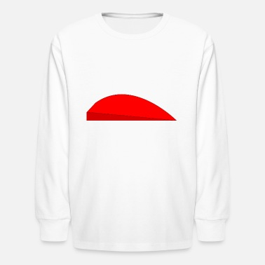Shape shape - Kids' Longsleeve Shirt