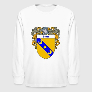 Coat Of Arms - Kids' Long Sleeve T-Shirt