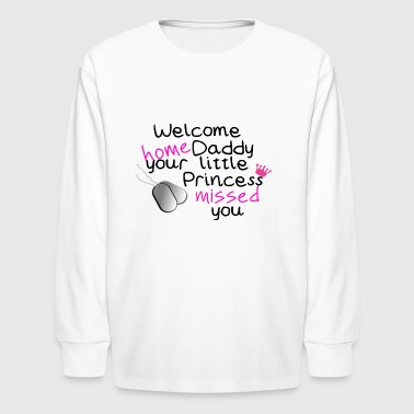Military Homecoming Military Homecoming - Kids' Long Sleeve T-Shirt