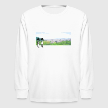 kyoto - Kids' Long Sleeve T-Shirt