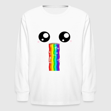 Rainbow - Kids' Long Sleeve T-Shirt