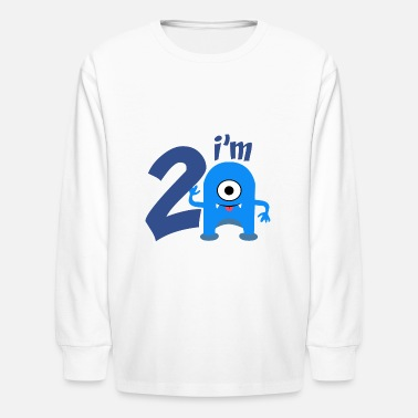 Birthday Party birthday party - Kids' Long Sleeve T-Shirt