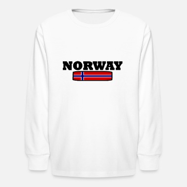 Norway NORWAY - Kids' Longsleeve Shirt