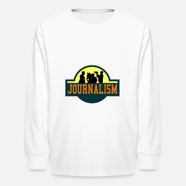 For Journalist Journalist - Kids' Long Sleeve T-Shirt