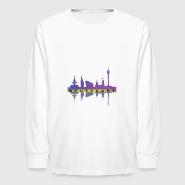 Stuttgart - Kids' Long Sleeve T-Shirt