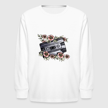 Mix Tape - Kids' Long Sleeve T-Shirt