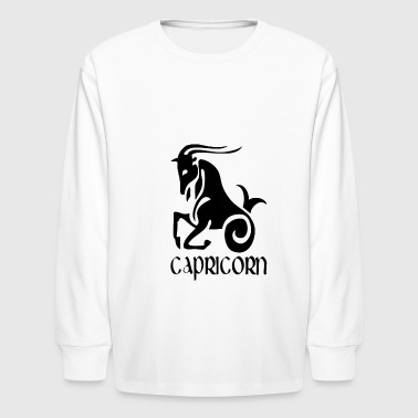 Capricorns CAPRICORN - Kids' Long Sleeve T-Shirt