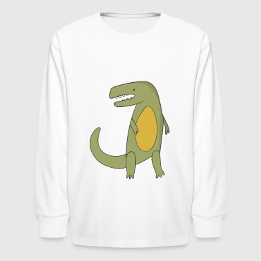 Dinosaur - Kids' Long Sleeve T-Shirt