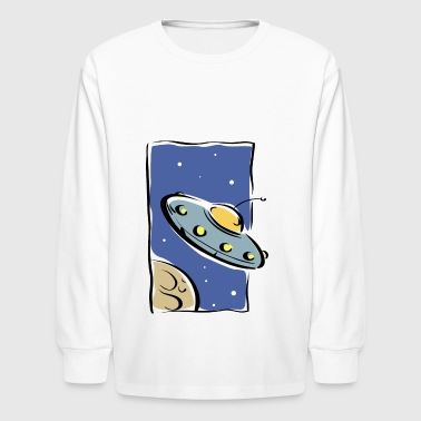 UFO - Kids' Long Sleeve T-Shirt