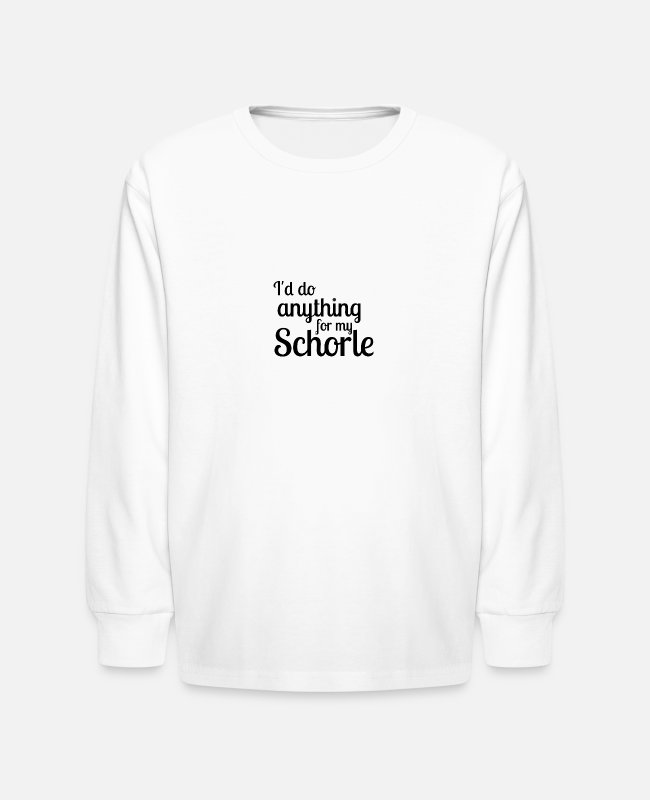 Wine Long-Sleeved Shirts - Wine Festival Wine Palatinate Winegrower Palatinat - Kids' Longsleeve Shirt white