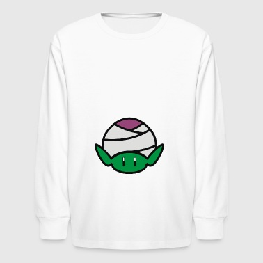 Piccolo Satan - Kids' Long Sleeve T-Shirt