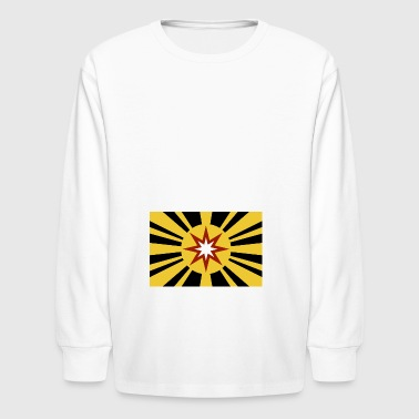 Ad Astra Flag Color - Kids' Long Sleeve T-Shirt