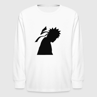 naruto - Kids' Long Sleeve T-Shirt