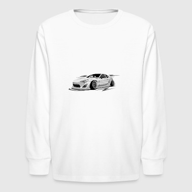 gt86 - Kids' Long Sleeve T-Shirt