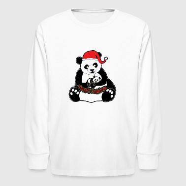 Happy Holidays Happy Holidays - Kids' Long Sleeve T-Shirt