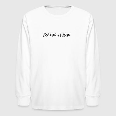 Mtv Dare to Live MTV - Kids' Long Sleeve T-Shirt