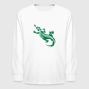 Salamander - Kids' Long Sleeve T-Shirt