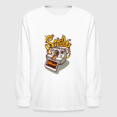 Polaroid - Kids' Long Sleeve T-Shirt