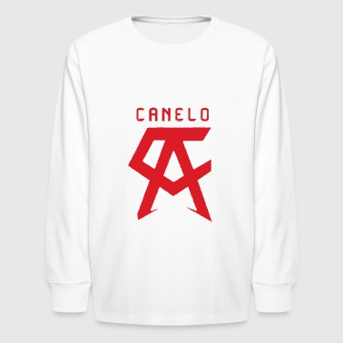 7eb38c989732 Canelo Alvarez - Kids' Long Sleeve T-Shirt