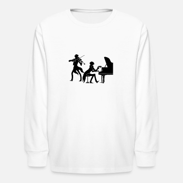 Ensemble Classical Music Ensemble - Kids' Longsleeve Shirt