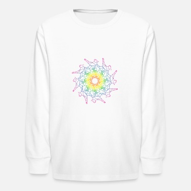 Fractal Kitties? - Kids' Longsleeve Shirt