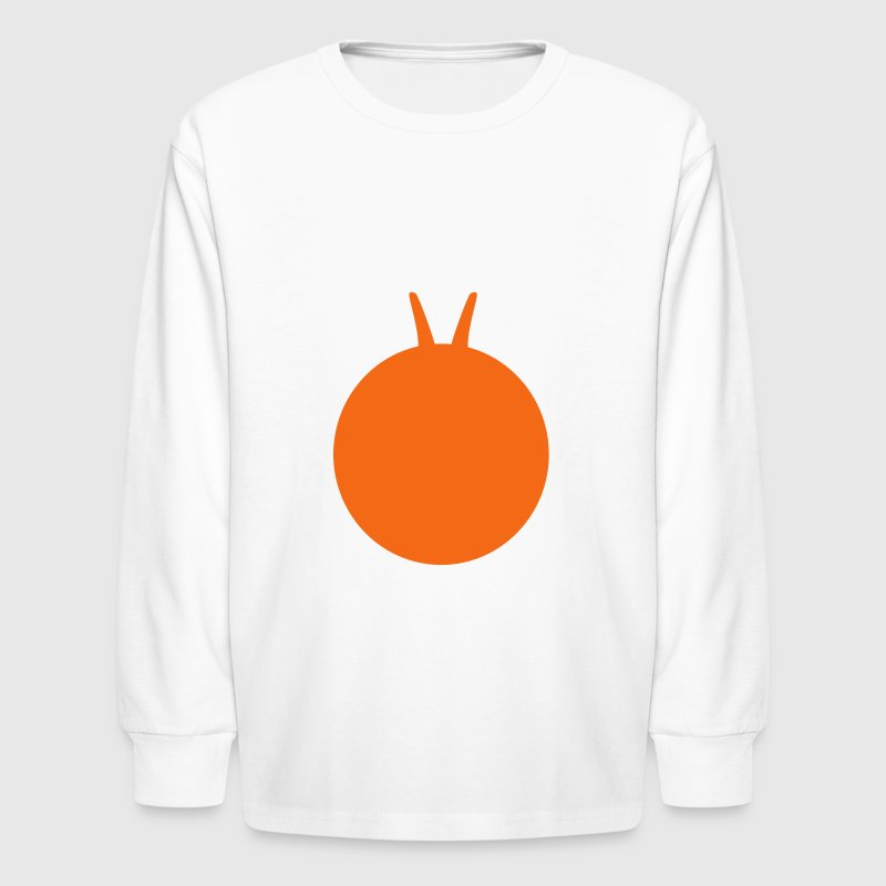 Space Hopper - Kids' Long Sleeve T-Shirt