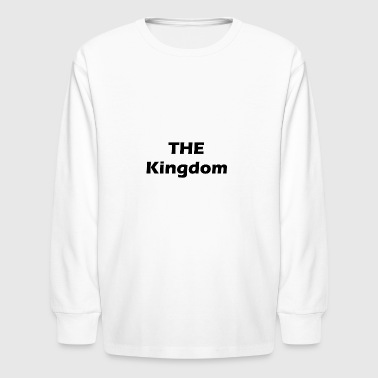 the kingdom - Kids' Long Sleeve T-Shirt
