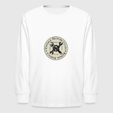Repair Repair Service - Kids' Long Sleeve T-Shirt