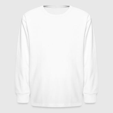 My Daddy Is A Nerd - Kids' Long Sleeve T-Shirt
