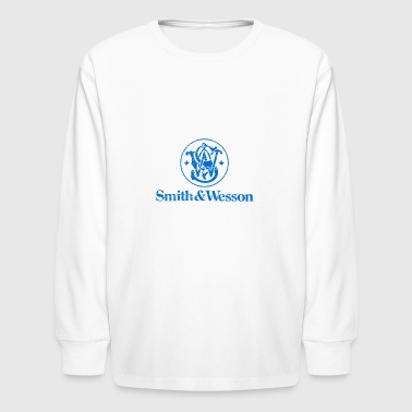 Smith & Wesson (S&W) - Kids' Long Sleeve T-Shirt