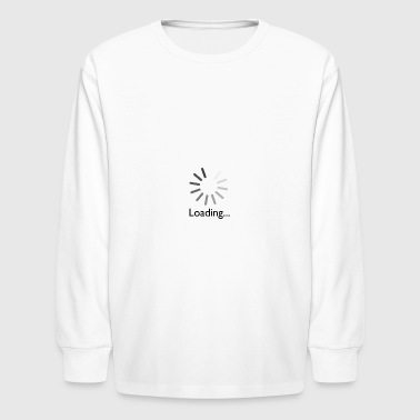 loading - Kids' Long Sleeve T-Shirt