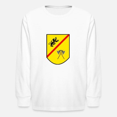 Coat Of Arms Coat of arms - Kids' Longsleeve Shirt