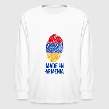 Made in Armenia / Հայաստան - Kids' Long Sleeve T-Shirt